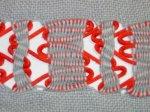 lace & finger manipulated sampler