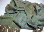 Fancy twill scarf
