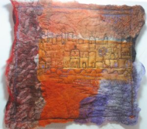 Udaipur - Fiona Wright