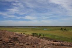 View from Ubirr Rock, Arnhemland