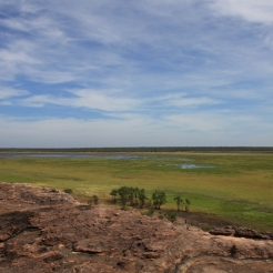 View from Ubirr Rock, Arnhemland