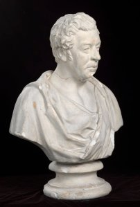 Benjamin Law Bust of George Augustus Robinson 1836