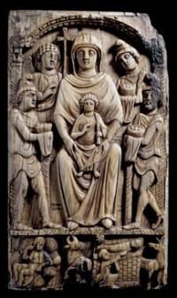 Plaque 500-550 (circa) © The Trustees of the British Museum