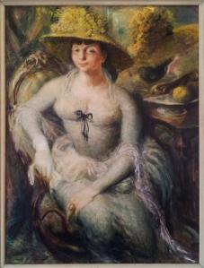 William Dobell Margaret Olley 1948