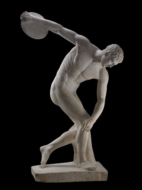 The Townley Discobolus © The Trustees of the British Museum