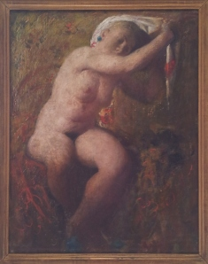 William Dobell Nude 1931