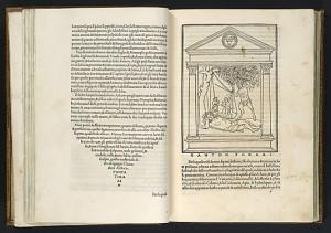 Hypnerotomachia Poliphili Written by Francesco Colonna  Design of woodcuts attributed to Benedetto Bordone  1499