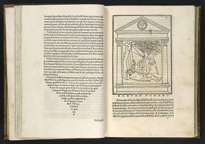 Hypnerotomachia Poliphili Written by Francesco Colonna  Design of woodcuts attributed to Benedetto Bordone  1499