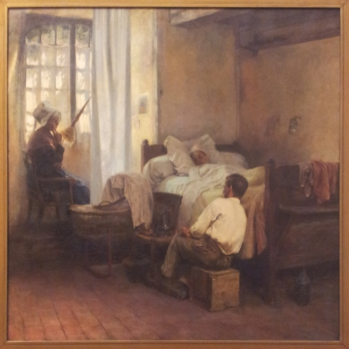 Gaston La Touche The first born 1883