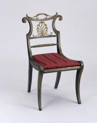 Trafalgar chair ca. 1810 © Victoria and Albert Museum, London