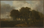 John Crome  Hautbois Common, Norfolk ca. 1810 The Metropolitan Museum of Art