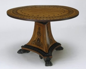 Table Thomas Hope © Victoria and Albert Museum, London