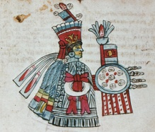Codex Magliabechiano folio 087 (detail)