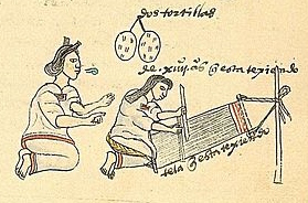 Codex Mendoza folio 60r (detail)