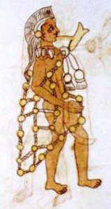 Codex Vaticanus 3738 folio 59r (detail)