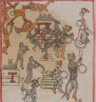 Primeros Memoriales folio 250r (detail)