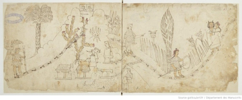 Codex Azcatitlan http://gallica.bnf.fr/ark:/12148/btv1b84582686/f10.image.r=Codex%20Azcat%C3%ADtlan.langEN