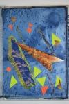 Collage. Because I think I should. Blerk