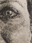 Chuck Close Leslie/Fingerprint (1986)