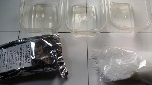 Sidetrack p1-5 Materials