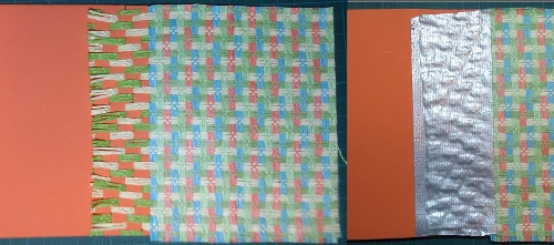 Sample p2-22 Reverse before and after taping