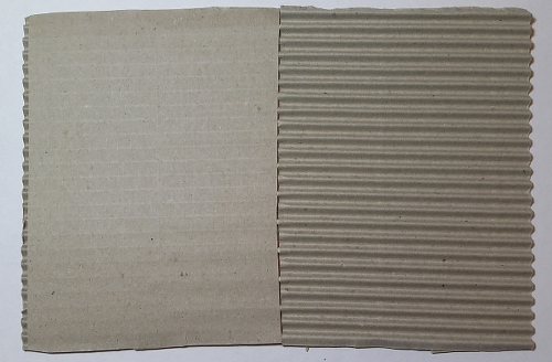 Sample p2-2a  Cardboard joined