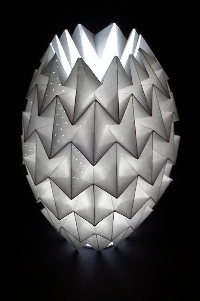 Lightfold lamp