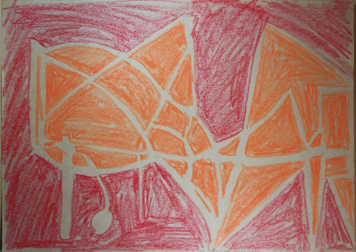 sketch 20150903a - looking at Anthony Caro Emma Dipper