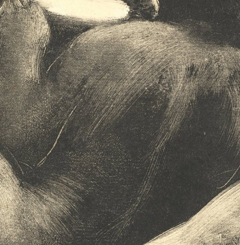 Edgar Degas  Woman Reading (detail) National Gallery of Art, Washington DC
