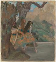 Degas_Ballet Dancers