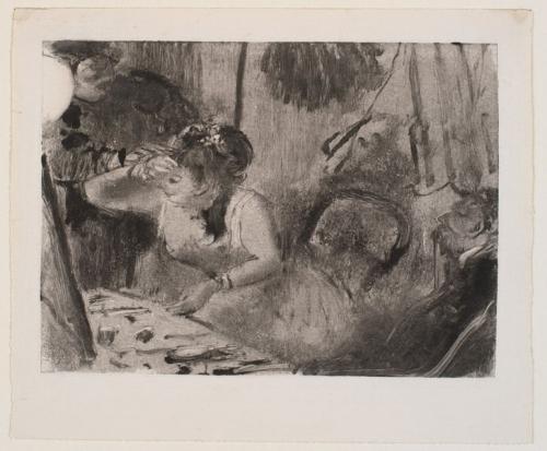 Edgar Degas Intimacy, ca. 1877-80 National Gallery of Denmark Public domain