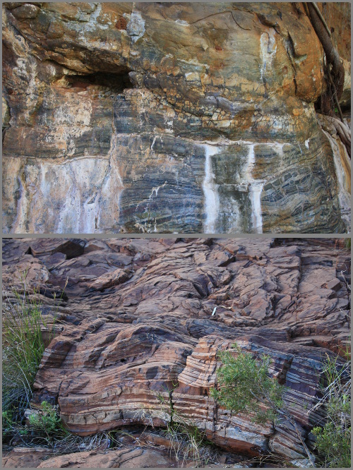 banded ironstone formation