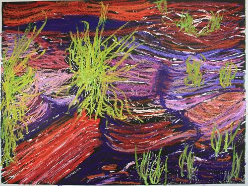 class oil pastels