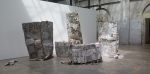 El Anatsui Waste paper bags view2