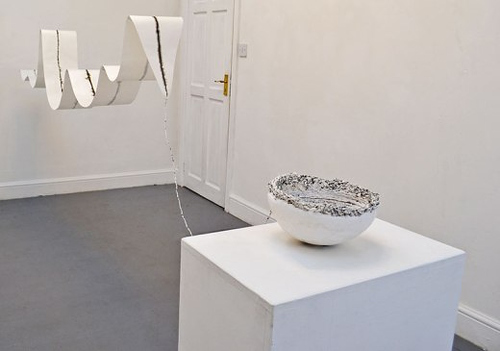 Katie Taylor  Installation view 1