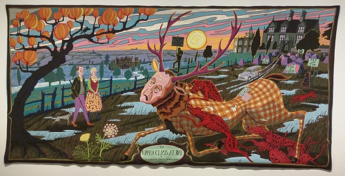 Grayson Perry The Upper Class at Bay