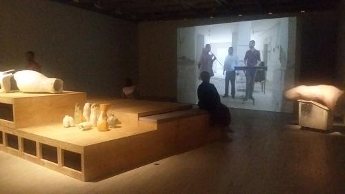 Jumana Manna Installation view