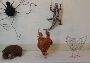 Basketry NSW Wild Animals