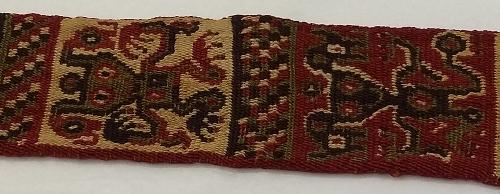 Huari band 600 - 1000 AD