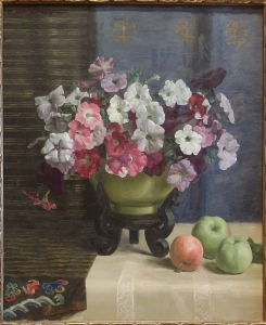 Nora Heysen Petunias