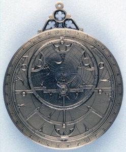Astrolabe 14thC 1893,0616.3 © The Trustees of the British Museum