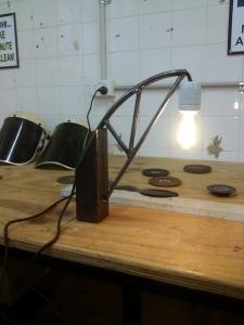 Lamp by Mat