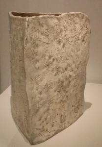 Yoon Kwang-cho Punch'ông ware jar circa 1990